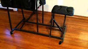 portable shooting bench by field and stream youtube