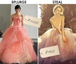 off the runway bridal looks that won u0027t blow your budget huffpost