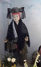 Buffalo Halloween Costume Bago Medaw