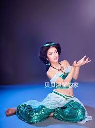 Princess Jasmine Halloween Costume Women Buy Wholesale Jasmine Costume Women China Jasmine