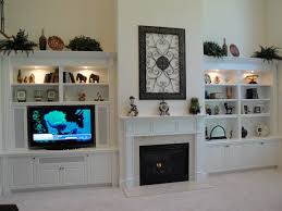 built in cabinets around fireplace built in cabinets around fireplace give special accent to a