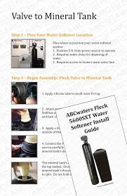 black friday water softener abcwaters built fleck 5600sxt 48 000 black water softener w