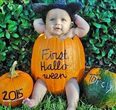 Potato Sack Creative Baby Halloween Diy Pumpkin Clever Costumes Halloween Photos