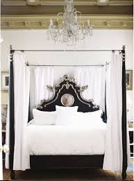 Black Poster Bed Inspire Four Poster Beds Dwell With Dignity