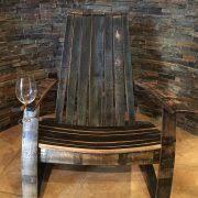 bourbon u0026 wine barrel chairs u2013 rescued mill worx
