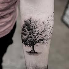 26 best tree tats images on ideas tree tattoos