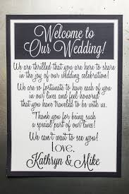 wedding gift letter wedding weekend welcome letter
