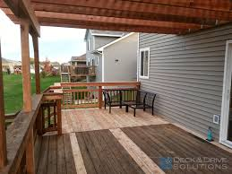 How To Make A Pergola by Deck Addition And New Pergola Des Moines Deck Builder Deck And