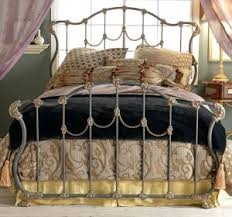Iron King Bed Frame Wrought Iron Bedroom Benches Rod Iron Bed Benches Wrought Iron Bed