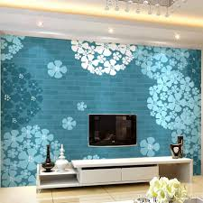 custom hd photo silk 3d wallpaper for walls 3 d living kid room
