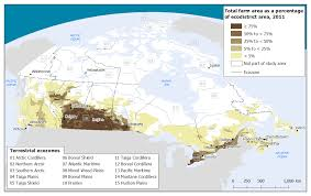 Map Of Saskatchewan Canada by The Daily U2014 Study Agriculture In Canada