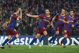 Barcelone 5-1 Shakhtar Donetsk, buts (Iniesta, Daniel Alves, Piqué, Rakitskiy, Keita, Xavi) et résumé vidéo (Ligue des Champions, quart de finale,...