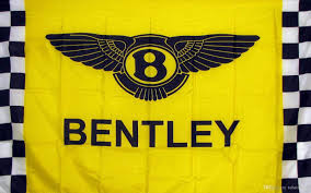 bentley yellow 2017 car racing banner for bentley yellow club banner man cave