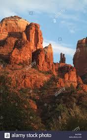 cathedral rock red rock state park sedona arizona stock photo