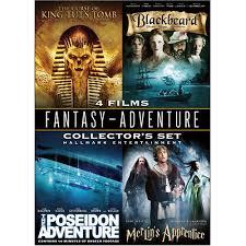 film of fantasy amazon com fantasy adventure 4 movie collector s set casper van