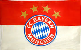 Flag Day Images Flagge Fahne Fc Bayern München Logo 100x150 Cm Amazon De Sport