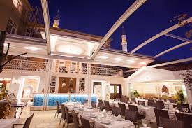 summer garden matbah restaurant