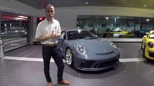the new 2018 porsche 911 gt3 versus 2015 911 gt3 comparison