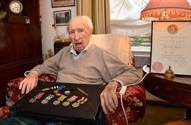 ww2 hero dr william navin wins battle to receive 100th birthday