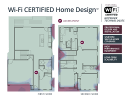 floor plan network design wi fi home design wi fi alliance
