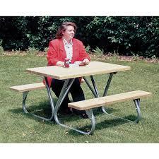 Picnic Table Frame Picnic Table Frame Kit