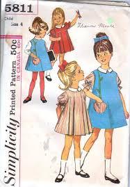 514 best vintage girls sewing patterns images on pinterest