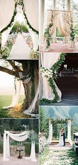 for wedding ceremony best 25 wedding ceremony arch ideas on outdoor