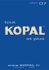 Calaméo KOPAL Catalogue général