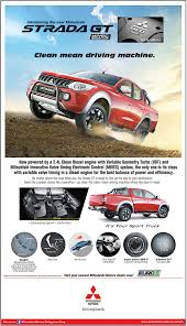 mitsubishi strada 2016 introducing the new mitsubishi strada gt mitsubishi motors