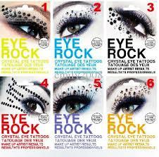 2013 arriaval styles fashion temporary eye rock