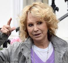 felicity kendal hairstyle she s living the good life felicity kendal 68 looks back to her