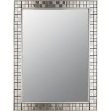 framed bathroom mirrors brushed nickel brushed nickel framed bathroom mirror bathroom furniture is