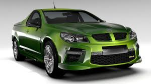 holden maloo gts hsv gts maloo gen f2 2015 3d model vehicles 3d models pickup 3ds