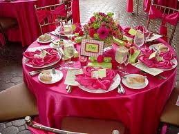 40 well dressed table arrangement and decoration ideas wedding