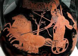 Greek Black Figure Vase Painting Mcmanus Images Index V