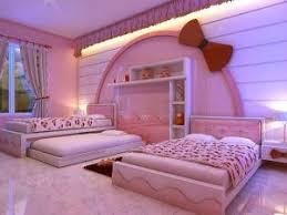 decoration de chambre de fille idées décoration chambre enfant hello par amenagementdesign