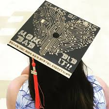 customized graduation caps laser engraved graduation capfactory enova