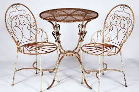 Wrought Iron Patio Chairs Creating The Patio With Wrought Iron Chairs Decorifusta