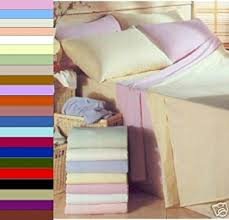 ONE PAIR OF FITTED SHEETS FOR   BUNK BED By Renaissance - Fitted sheets for bunk beds