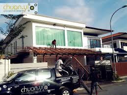 wood car porch chuan yi construction u0026 renovation sdn bhd 2012