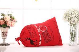 christmas wrap bags santa sack claus christmas gift sacks christmas decoration
