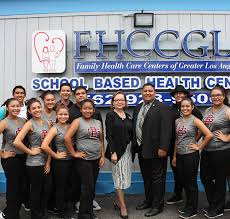 cbell high school yearbook health center opens on bell gardens high school cus wave