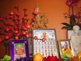 blessings feng shui blog tips good fortune lit up silk blossoms on