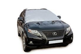 lexus rx300 snow amazon com all weather windshield cover u2014 reversible windshield