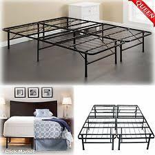 folding bed frame ebay
