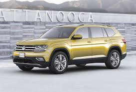 volkswagen atlas white 2018 volkswagen atlas 7 seat suv unveiled plug in hybrid coming