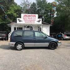 nissan quest 1994 1997 nissan quest minivan for sale 10 used cars from 360