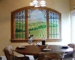 Wall Murals Ideas Dining Room Traditional With Bird Mural Dining - Dining room mural
