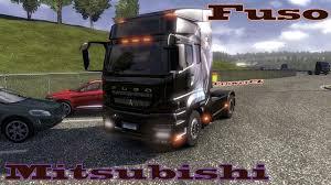 mitsubishi trucks 2016 mitsubishi fuso truck ets2 mod