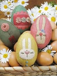 Easter Decorations From Felt by 100 Ideas For Original Easter Decoration U2013 Fresh Design Pedia